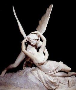 Eros y Psique, de Antonio Canova